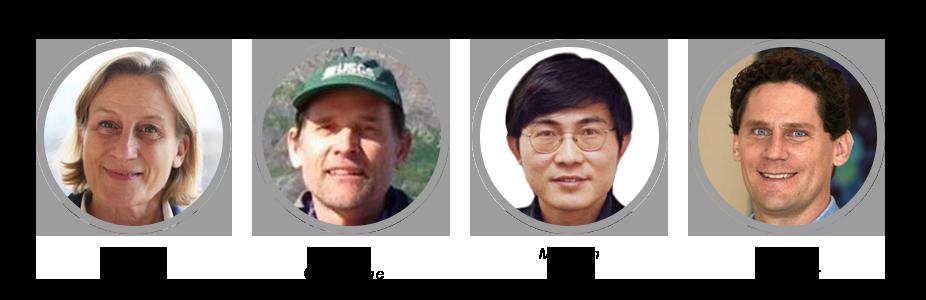 LSAG September Speakers headshots